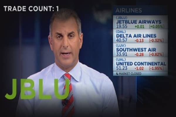 The airline trade: 4 plays on 3 stocks
