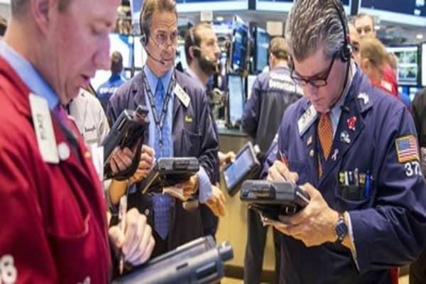 Wall Street awaits Fed decision