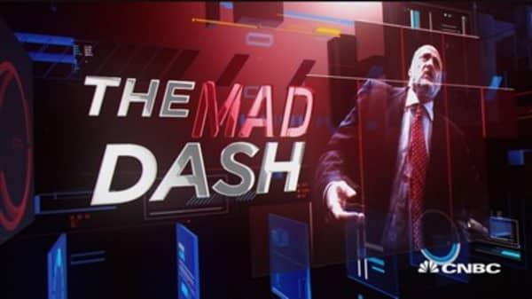 Cramer's Mad Dash: Allergan to buy Kythera