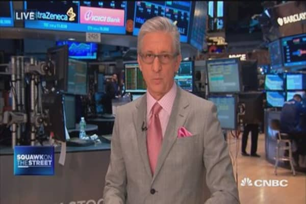 Energy stocks rally; Pisani's view