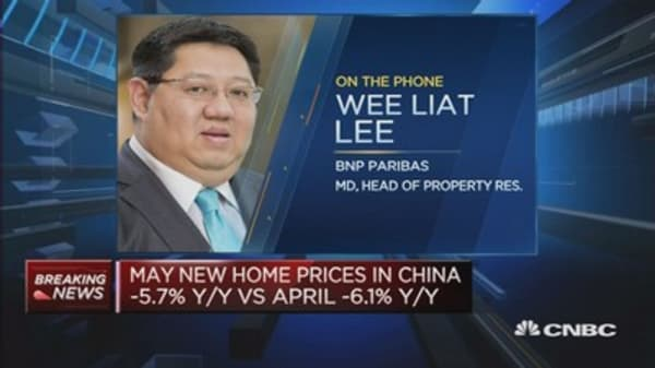 China property sees a dual pace recovery: Pro