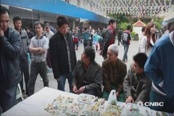 Ruili: The town where China-Myanmar ties flourish
