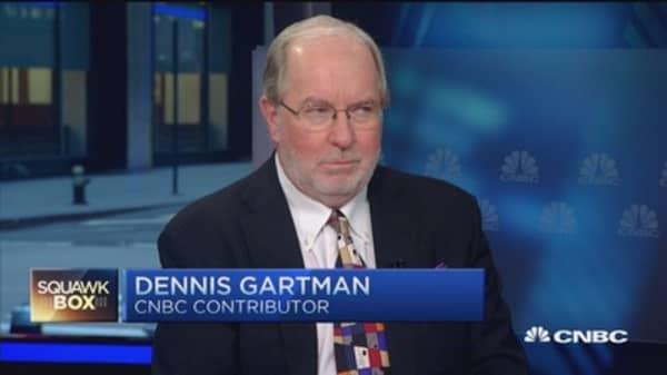 Gartman: Greece not that big