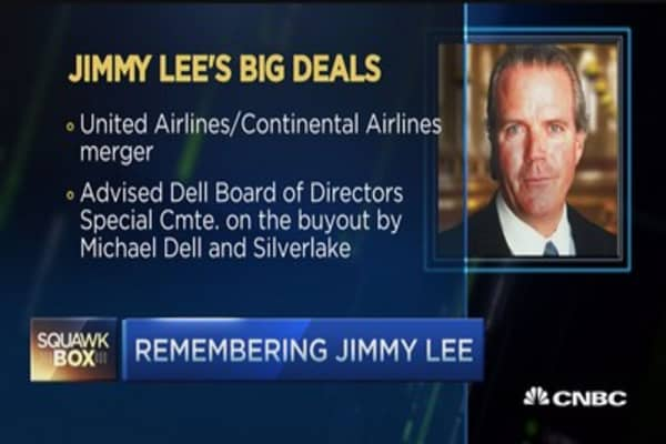 Jack Welch: Everybody thought Jimmy Lee was their best friend