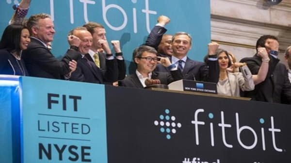 The Fitbit price surge