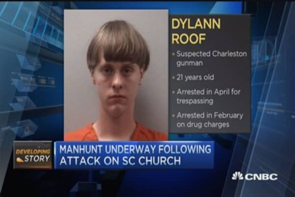 New development in Charleston shooting