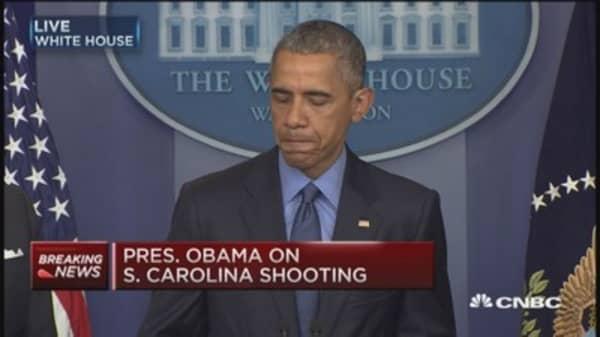 Plans for FBI to open hate crime investigation: Obama