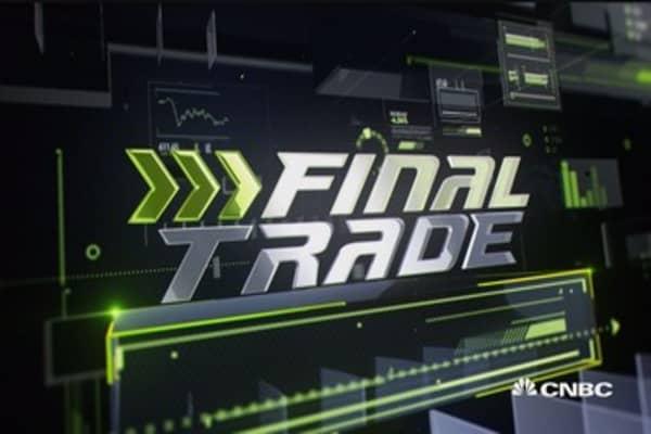 Fast Money Final Trade: HEWG, SAP, TSL & ORCL