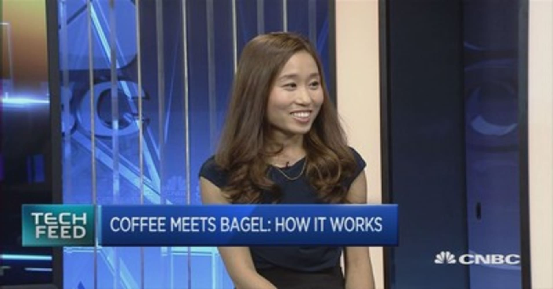 How much is coffee meets bagel worth now
