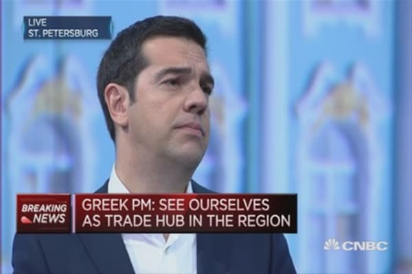 Greece's problem is EU's problem: Tsipras