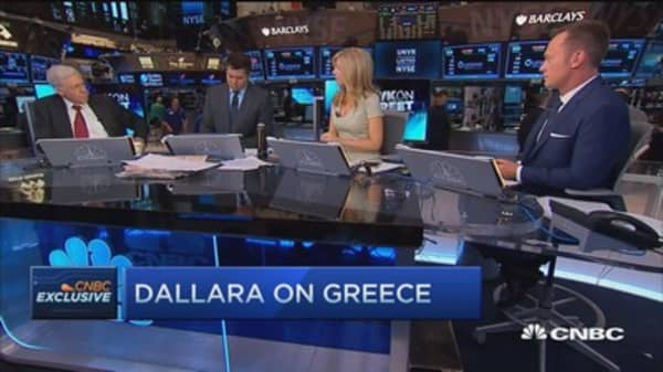 Charles Dallara: Eleventh hour on Greece