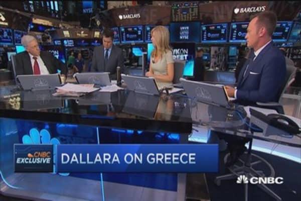 Charles Dallara: Eleventh hour on Greece