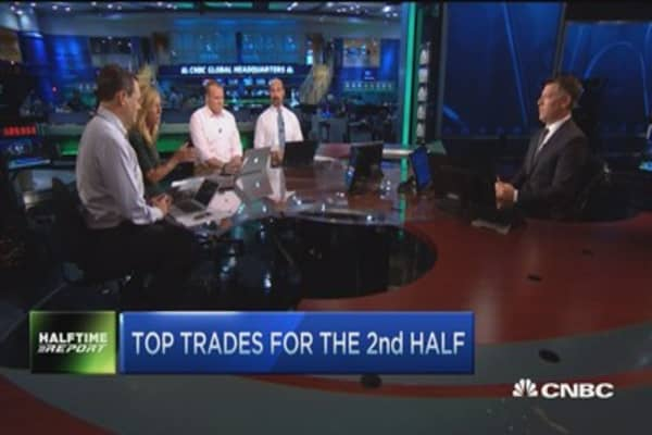 Top trades for the 2nd half: The play on Greece
