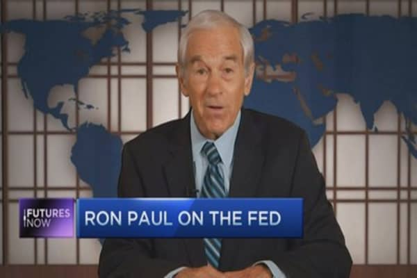 Ron Paul's case against the Fed