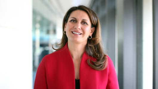 Sheila Patel, CEO of International Goldman Sachs Asset Management