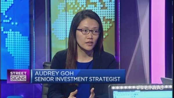 Don't sweat China's correction: StanChart