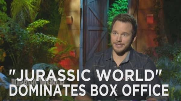 Summer box office roars