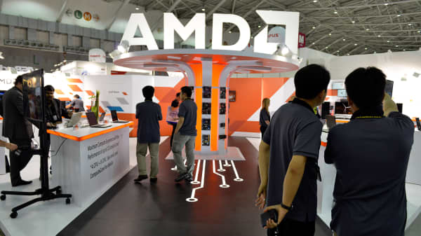 AMD, Advanced Microdevices