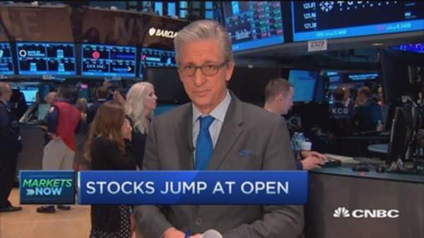 Pisani's market open: Bad week ahead?