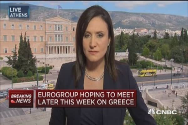 Eurogroup: New proposals could be basis for agreement