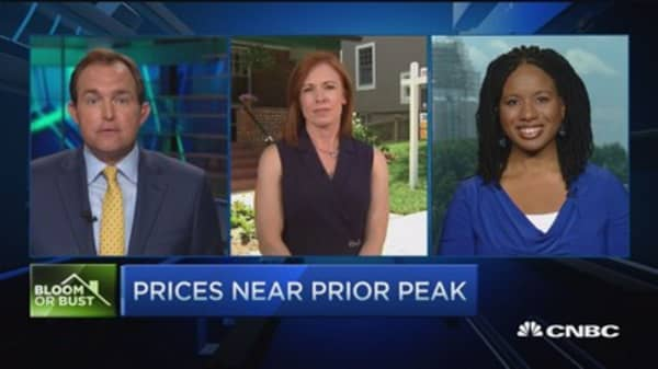 Home buyer demand is high: Redfin