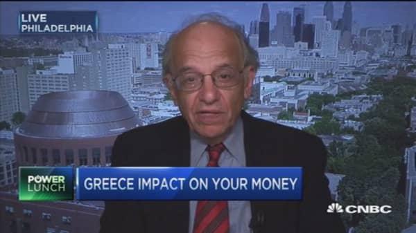 Siegel: US market worth 5-10% more