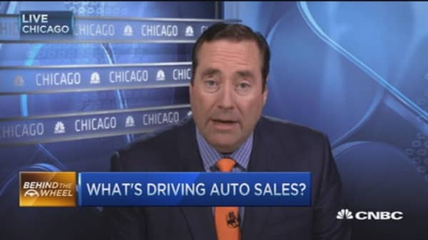 Is there a bubble in subprime auto loans?