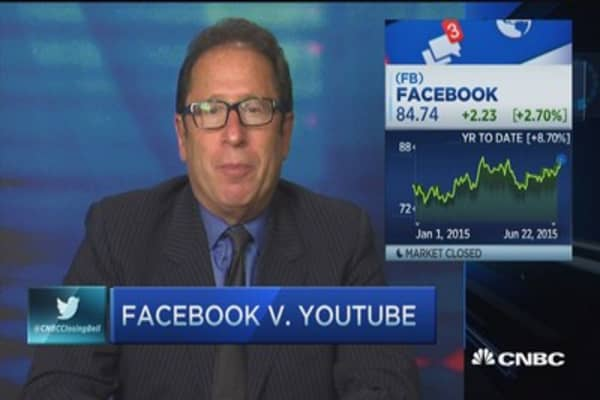 Ad wars: Facebook vs. YouTube