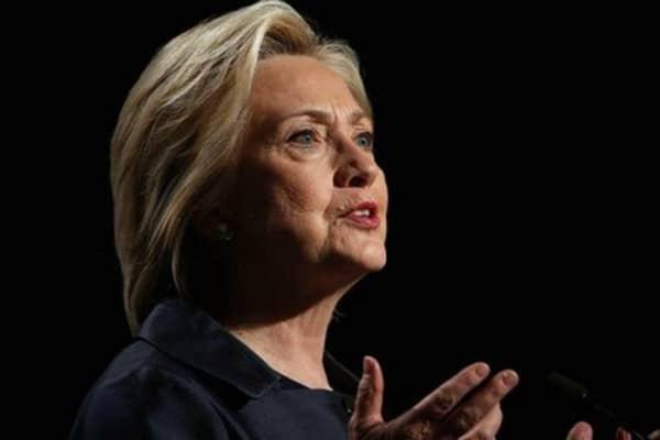Clinton tops Dem choice at 75%: Poll