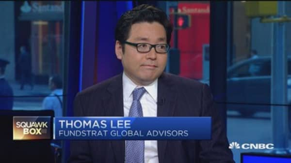 Greece bit of a 'sideshow': Thomas Lee