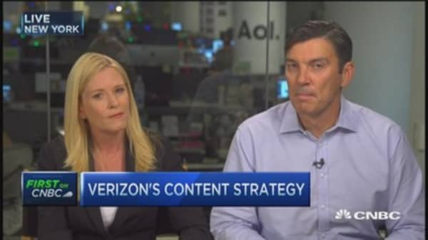 Verizon, AOL seal the deal