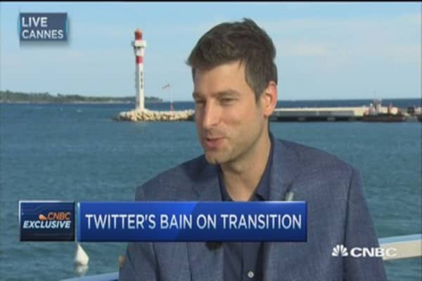 Ecstatic about Jack being CEO: Twitter's Bain