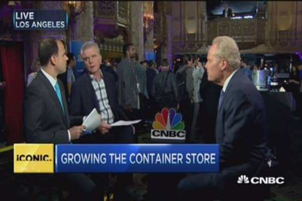 Growing The Container Store: CEO