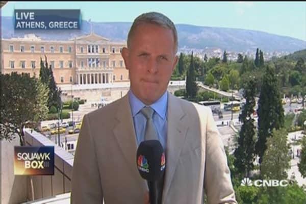 Greek debt deal in doubt