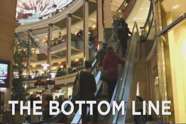 Shoplifting losses deep for retailers