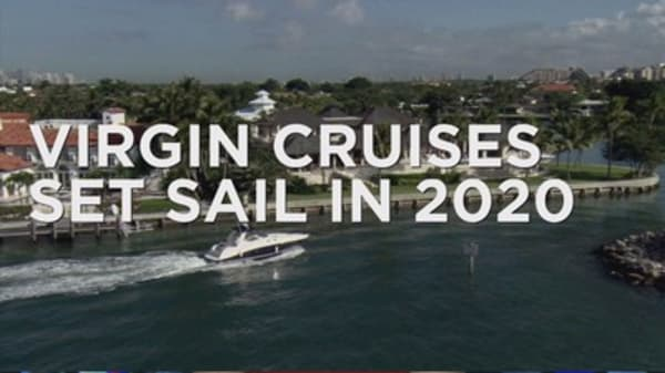 Virgin cruises to set sail in 2020