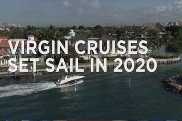 Virgin cruises to set sail in 2020