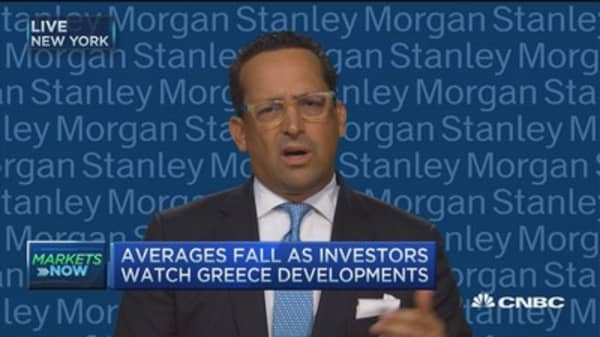 Morgan Stanley's 2015 forecast & strategy