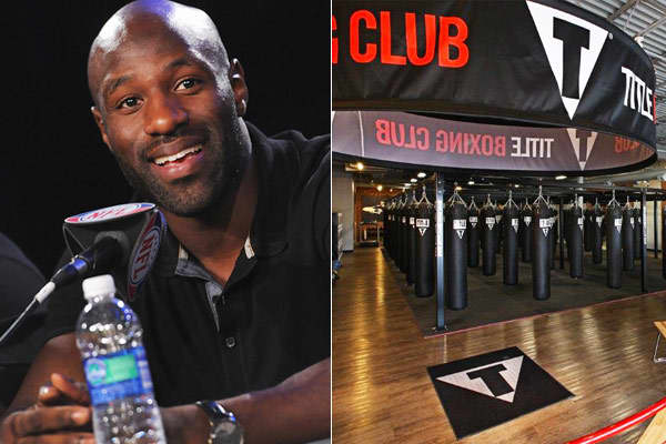 Bryan Scott and Title Boxing Club