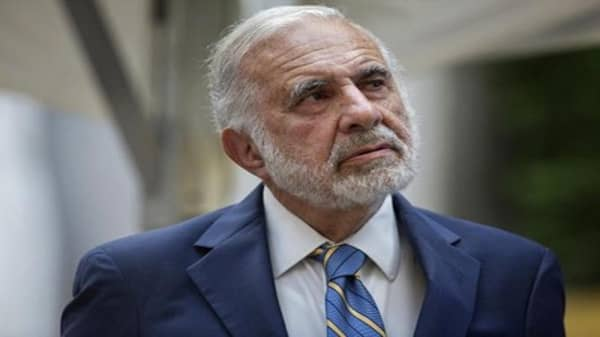 Carl Icahn: Very concerned about the market