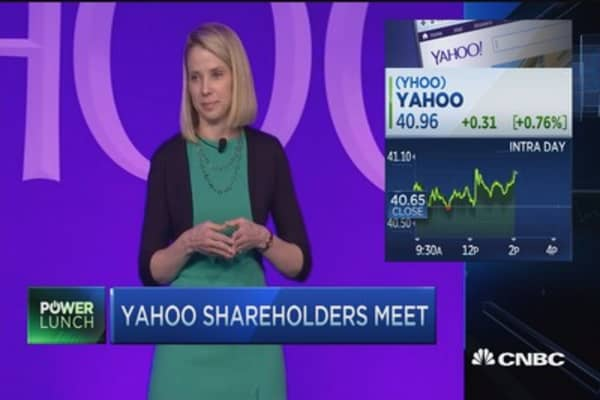 Yahoo lacks exceptionalism: Pro