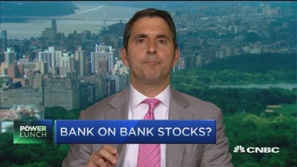 Smart move to own bank stocks: Mayo