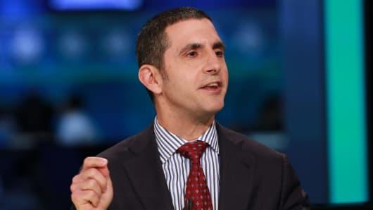 Mike Mayo, managing director at CLSA