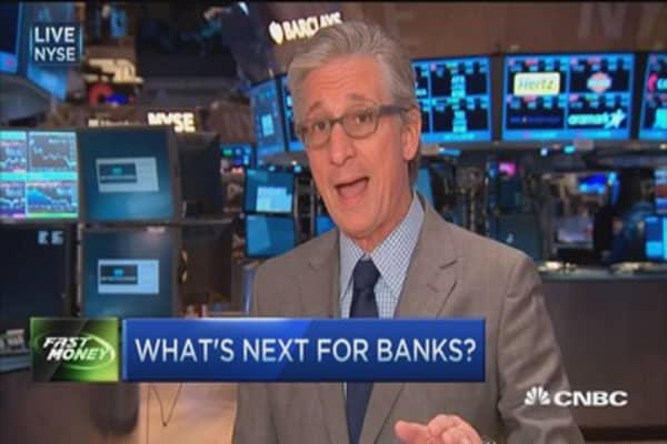 What's next for banks?