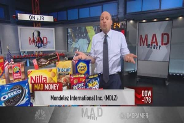 Cramer: A stock that will satisfy your sweet tooth