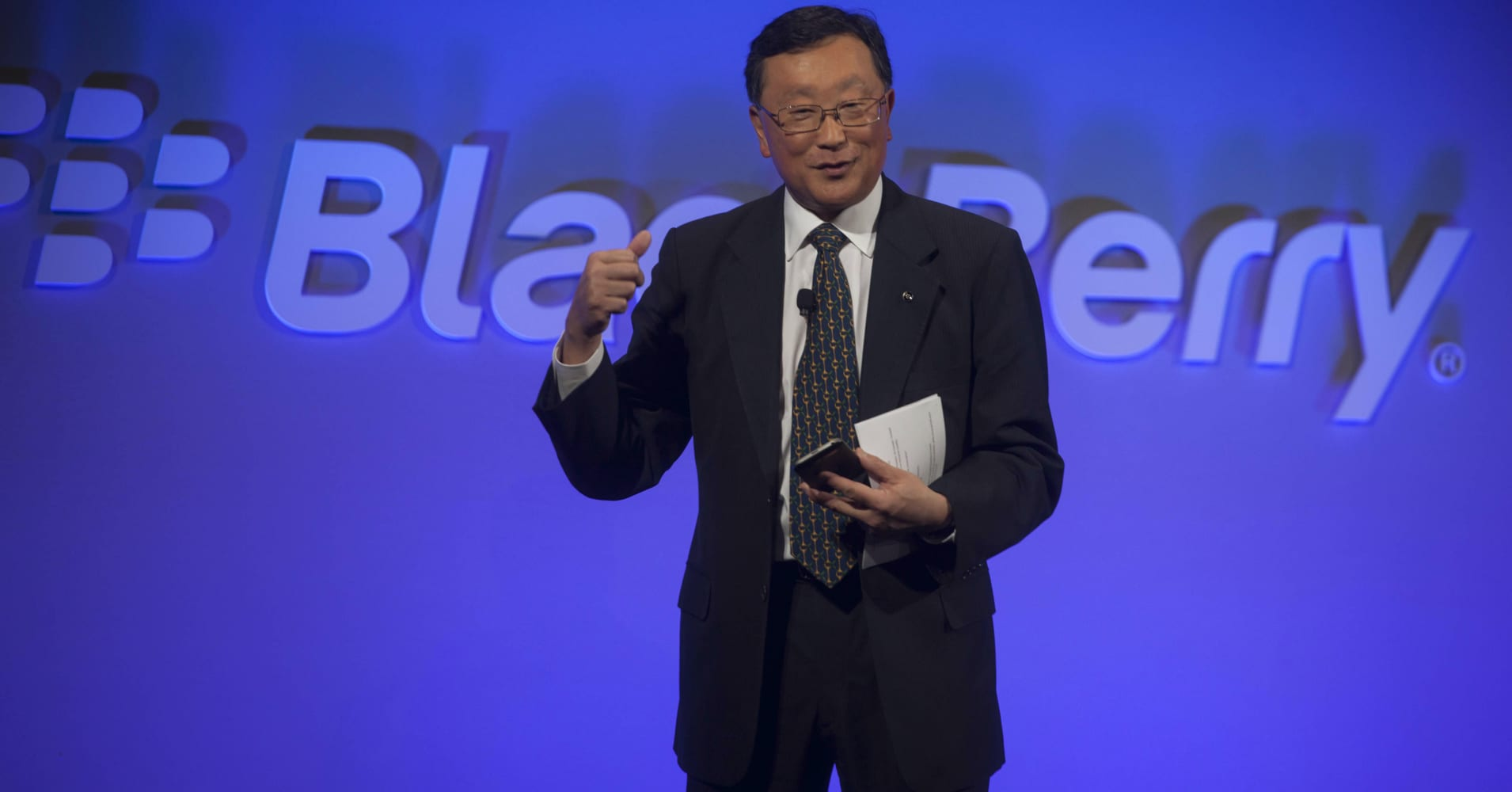 BlackBerry launches cybersecurity product for driverless cars called Jarvis