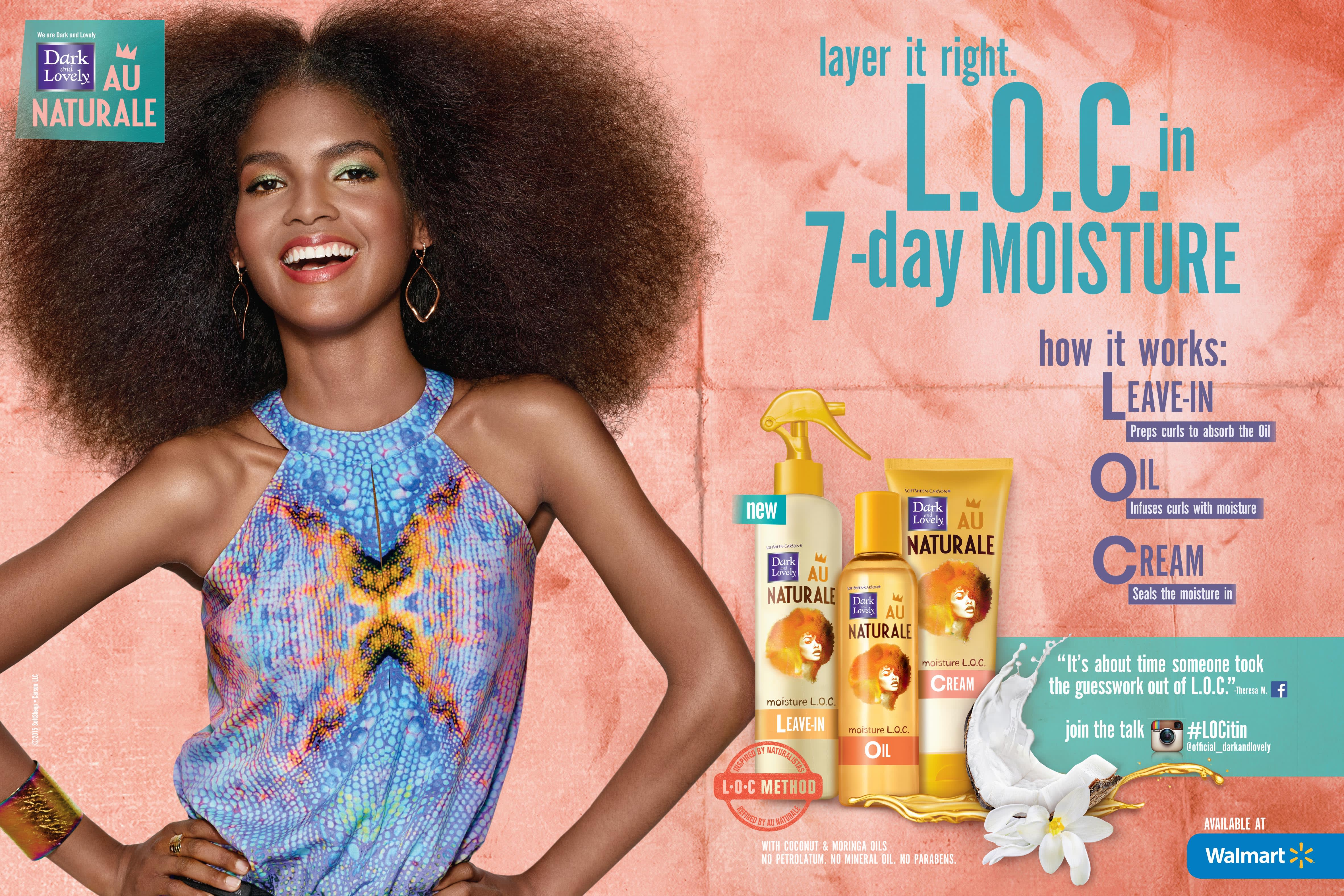 African Americans Changing Hair Care Needs