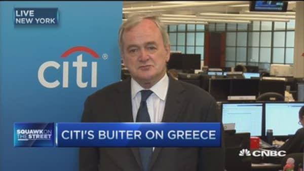 We can't handle damage to the European integration: Citi's Buiter