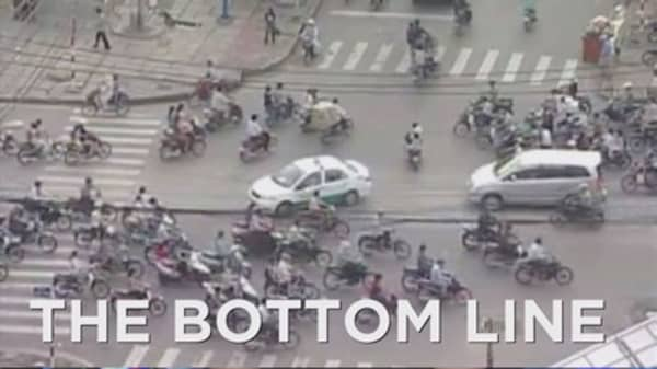 Vietnam plans to build transportation hub