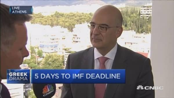 'Grexit' would be a calamity: MP